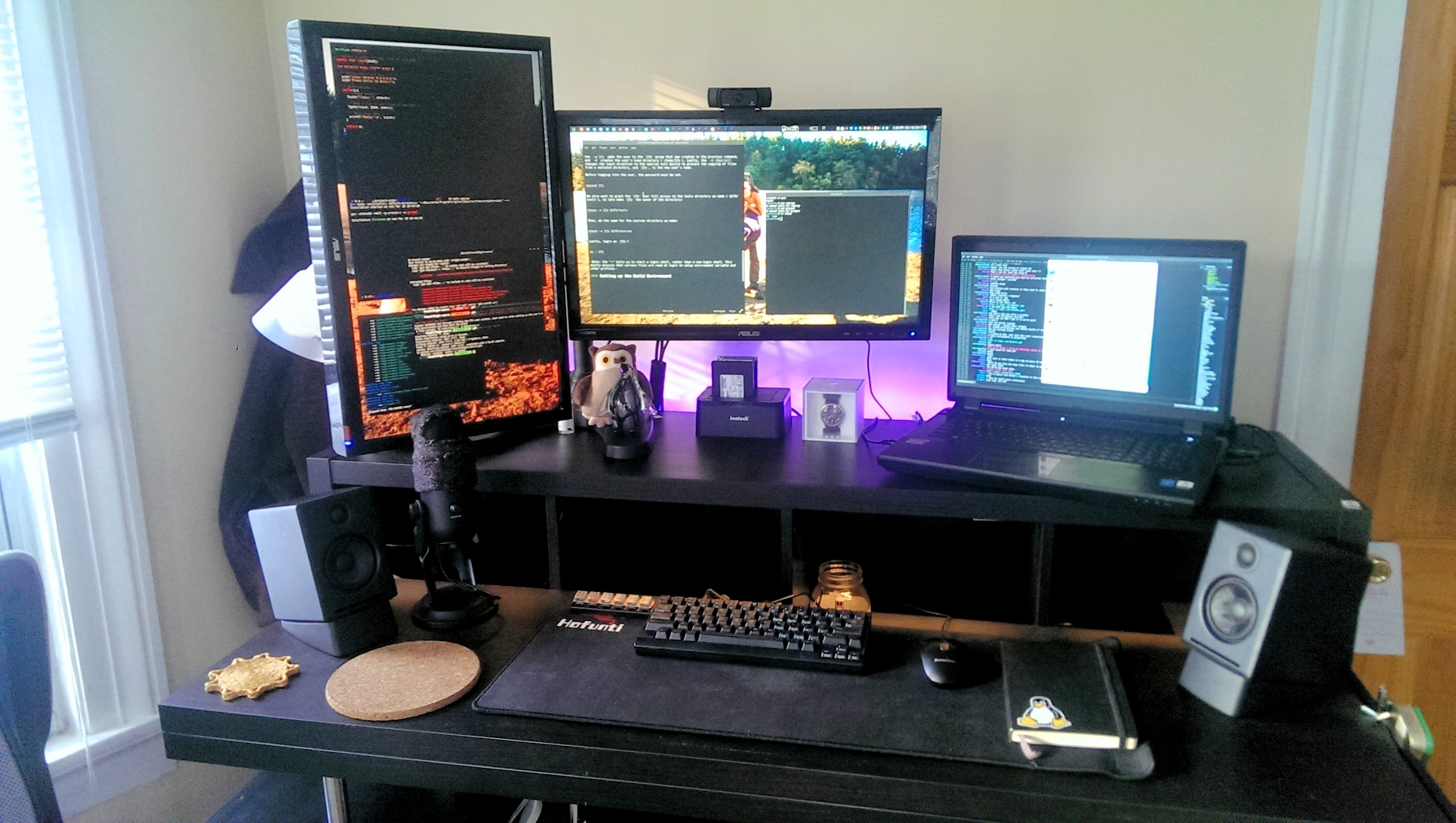 Ryan's Workstation