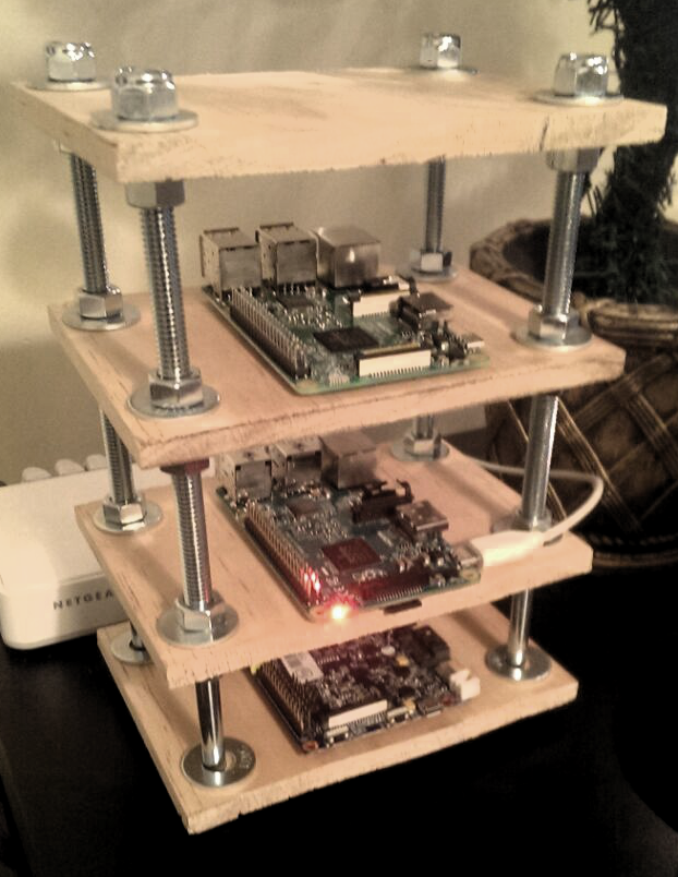 Setting Up My Pi Cluster -- λ ryan  himmelwright  net