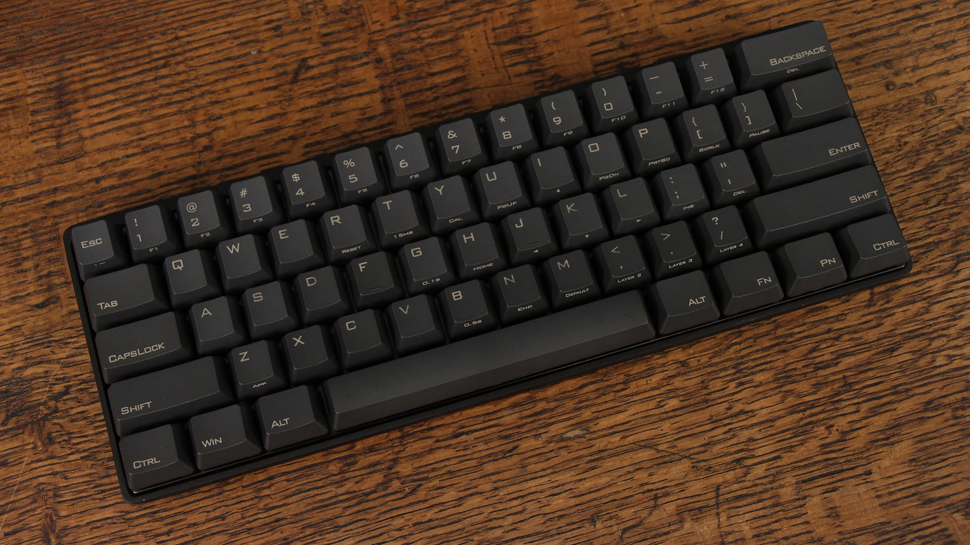 The Pok3r Keyboard